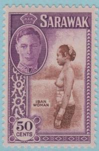 Sarawak 191 Mint Hinged OG * - No Faults Very Fine!!!