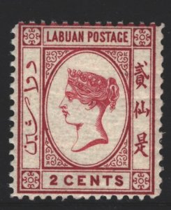 Labuan Sc#33 MVLH