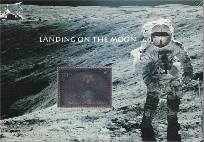 3413 Landing on the Moon - Mint