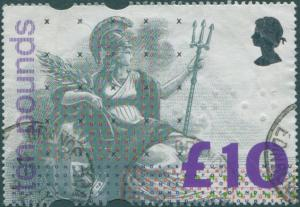 Great Britain 1993 SG1658 QEII £10 Britannia FU