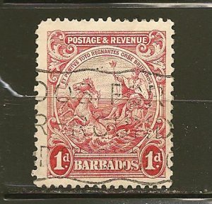 Barbados 154 Seal of Colony Used