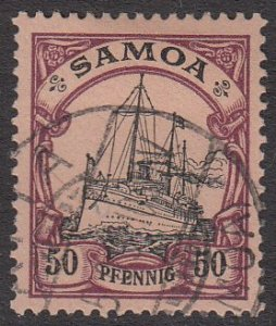 Samoa 65 Used CV $37.50
