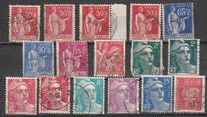 France Used lot #190923-2