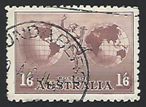Australia #C4 Used Single Stamp (U2)