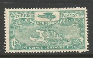 Dominican Republic C7 MOG MAP C714