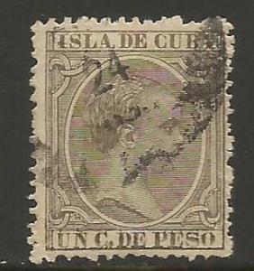Cuba 133 VFU PELON T181-1