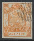 North Borneo  SG 37b  Imperf Used   please see scans & details