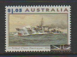 Australia SG 1399  VFU  with First Day cancel