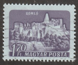 Hungry, Scott#1288A, Magyar Posta, used, Hr, #MP-1288A