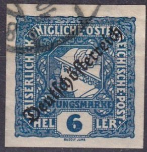 Austria #P26 F-VF Used CV $8.00 (Z4433)