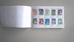 ROMANIA COLLECTION IN APPROVAL BOOK, MINT/USED