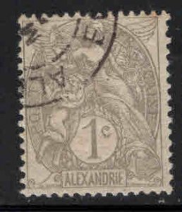 Alexandria Scott 16 Used stamp