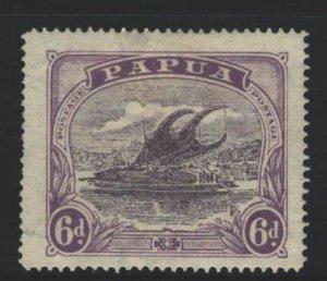 Papua New Guinea Sc#69 MH