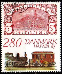 DÄNEMARK DANMARK [1987] MiNr 0900 ( O/used )
