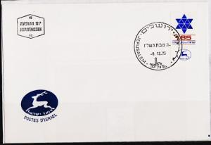 Israel. 1975 FDC. I£1.85 S.G.622 Fine Used