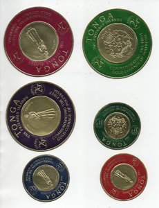 Tonga C1-C6 MNH