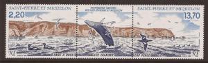 1988 Saint Pierre et Miquelon - Sc 507a - Great Barachoise Nature Reserve