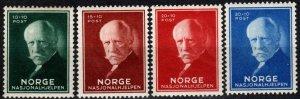Norway #B15-8   F-VF  Unused   CV $5.10 (X5418)