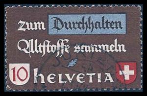 Switzerland 281 Used VF