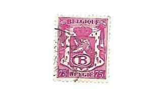 Belgium 1946 - Official - Scott #O40