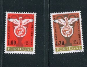 Portugal #901-2 Mint  - Make Me A Reasonable Offer