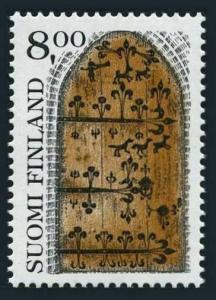 Finland 639,MNH.Michel 921. Iron-forged Door,Hollola Church,1983.