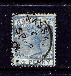 Bahamas 28 Used 1884 issue