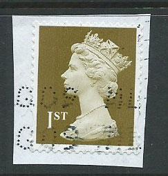 Great Britain QE II  Definitive  SG 1668 ?