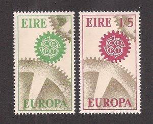 IRELAND SC# 232-33    FVF/MNH 1967