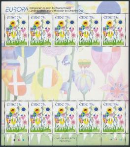 Ireland stamp Europa CEPT: Integration mini sheet set 2006 MNH WS189191