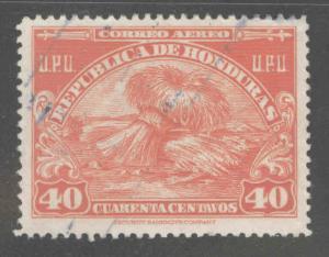Honduras  Scott C138 Used stamp