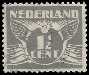 Netherlands #164 1928 Used