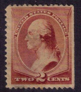 US Sc 211B Special Printing Og,Very Lightly Cancelled W/Gum Used VF