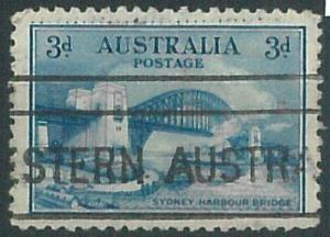 70229c - AUSTRALIA - STAMP: Stanley Gibbons # 142  - Finely Used