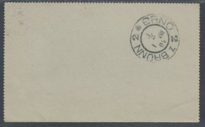 Austria H&G A42 used in Selisia, 1904 10h Letter Card