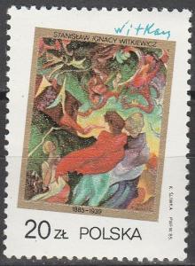 Poland #2710  MNH F-VF (V2476)