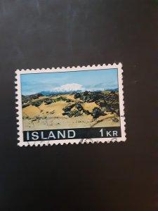 *Iceland #412            Used