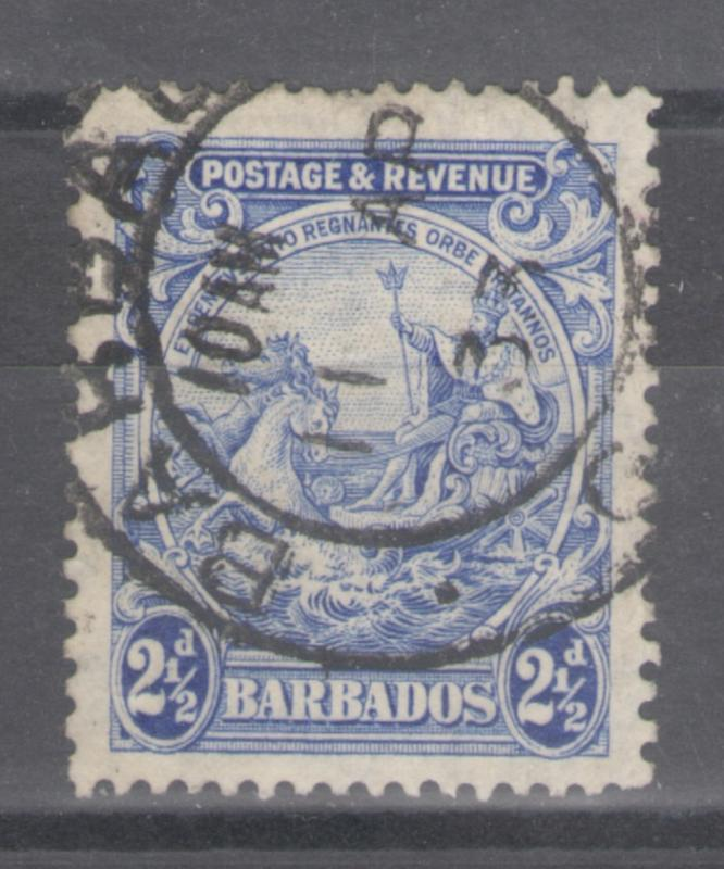 Barbados 1932 Seal of the Colony 2 1/2p Scott # 170a Used