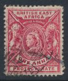 British East Africa Company  SG 66  SC#73a  Used  -  see details