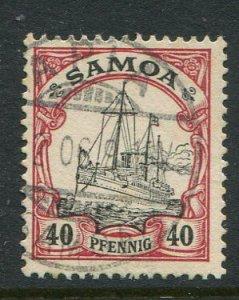 Samoa (German) #63 Used