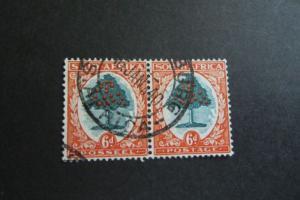 South West Africa  1937 Sc 59 FU