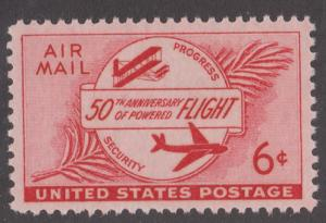 C47 Powered Flight MNH Single