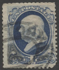 STAMP STATION PERTH US. #182 Used