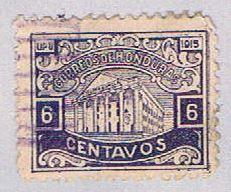 Honduras 177 Used Building 1925 (BP3089)