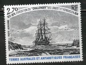 FSAT Scott C55 MNH** Tall Ship in the Antarctic CV$2.25