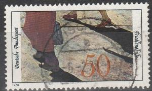 Germany #1266 F-VF Used  (S4499)