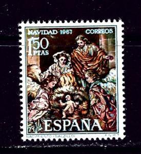 Spain 1508 MNH 1967 Christmas