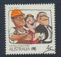 Australia SG 1114 - Used  PO Bureau Cancel
