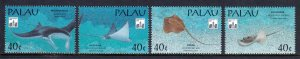 Palau - Scott #322a-322d - MNH - SCV $3.00