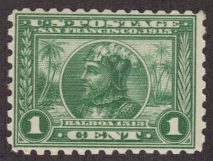 SC# 397 MNH VF 1c Balboa Cat Val $21   *One price for shipping, no item limit* A